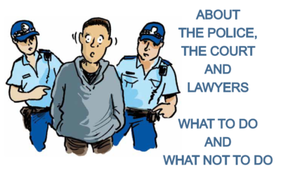 About the Police – Booklet