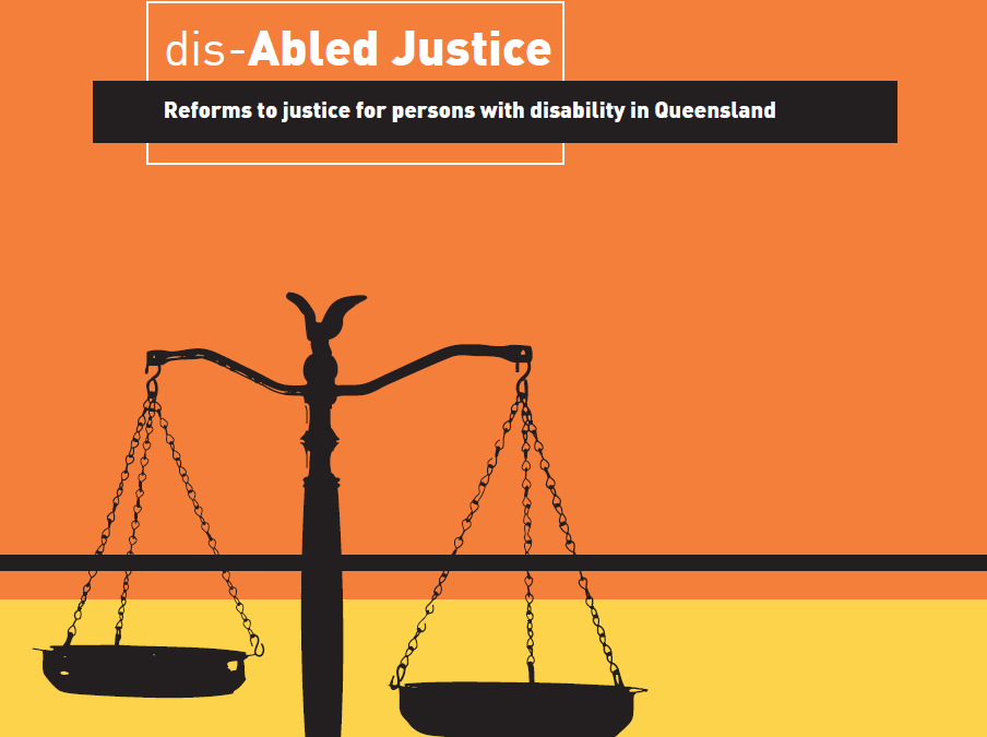 Disabled Justice – Reforms to Justice Report