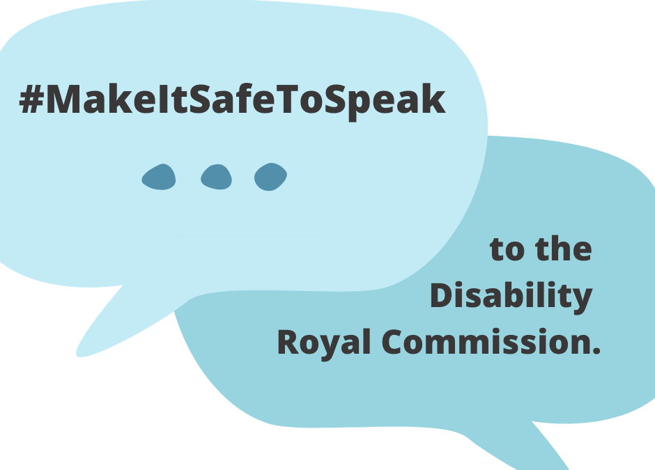 #MakeItSafeToSpeak Calls for Confidentiality for the DRC