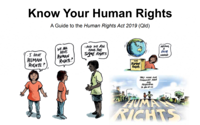 Know Your Human Rights – Booklet