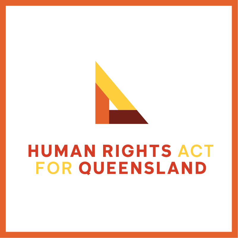 Human Rights Act for Queensland Logo