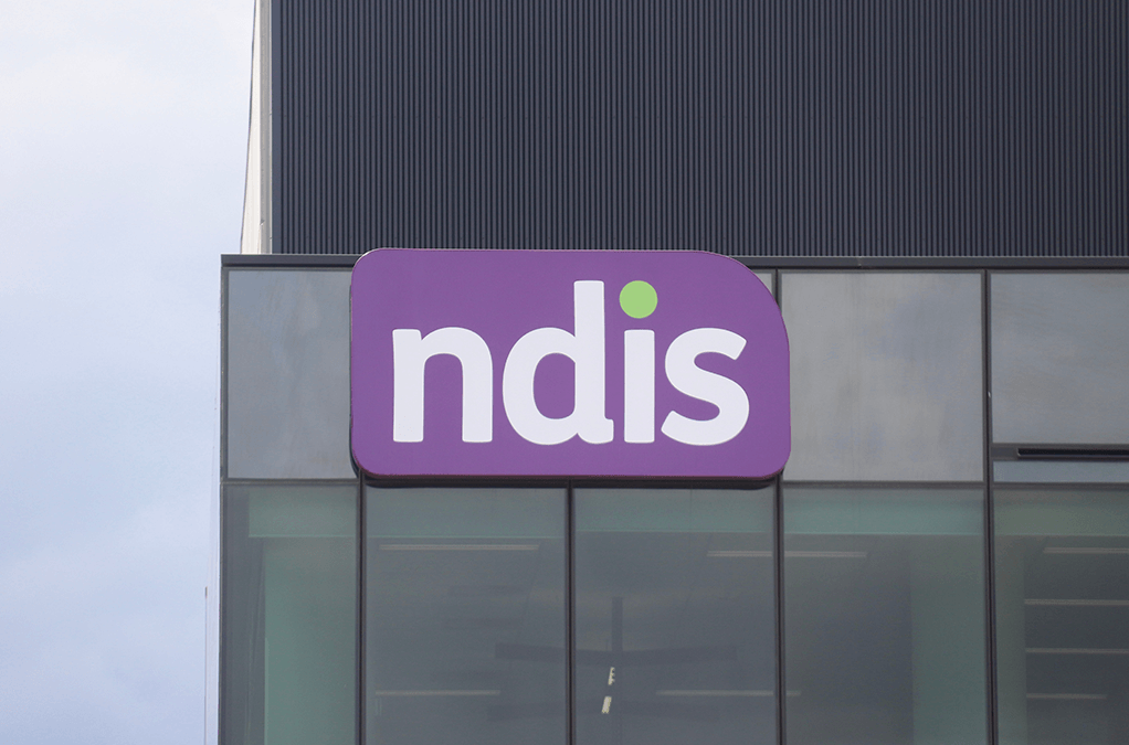 Photo of NDIS Headquarters building