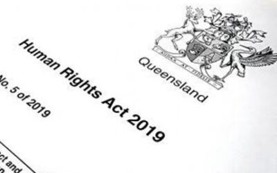 The Human Rights Act 2019 (Qld)