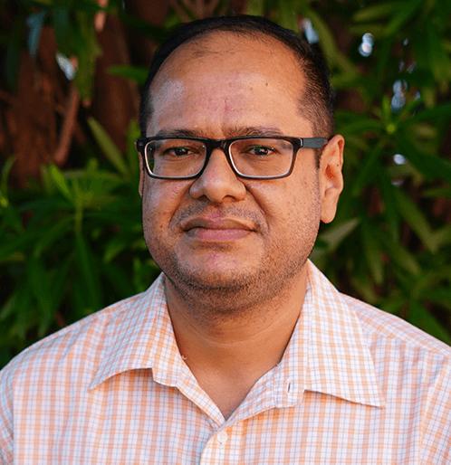 Photo of Saibal Kar