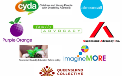Australian Coalition for Inclusive Education Media Release