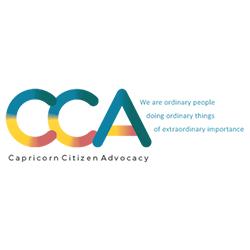Capricorn Citizen Advocacy Logo