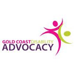 Gold Coast Disability Advocacy Logo