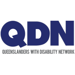 Queenslanders with Disability Network Logo