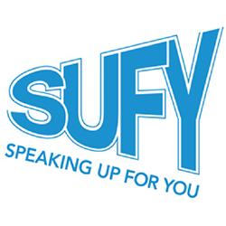 Speaking Up For You Logo
