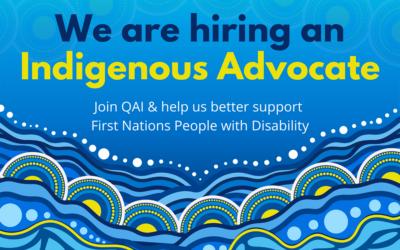 Indigenous Advocate
