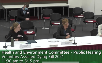 Voluntary Assisted Dying Bill 2021
